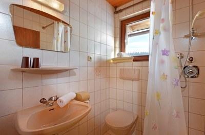 Spatzennest-Badezimmer